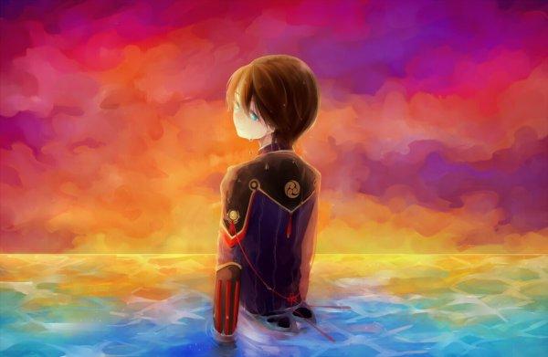 """Who can save me ?""._Kunihiro"