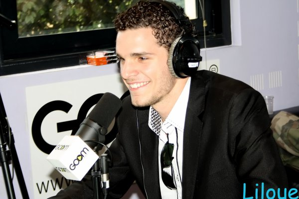 Dorian Deboulle en Interview chez GOOMRADIO - Paris (28/05/2011)