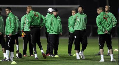04/09/2010 - Equipe nationale : démission de M. Rabah Saadane