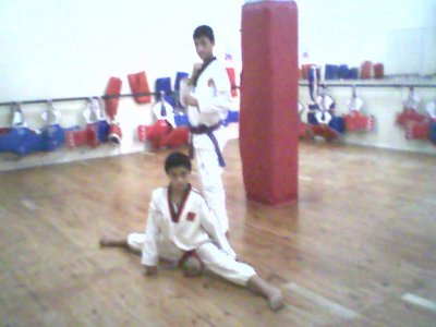 taekwondo hkoko