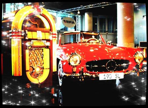 """60' un monde de RéVE.....les voitures """" AMéRICAINES """""""