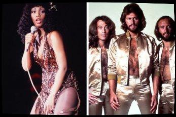 Avec les morts de Robin Gibb et Donna Summer, le disco est en deuil