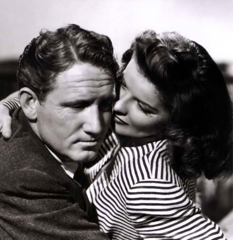 Katharine Hepburn une trés belles actrice .....