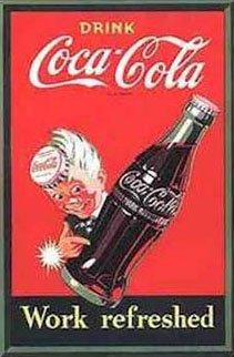 """ COCA_COLA "" la boisson qui a traversé les époques..........."