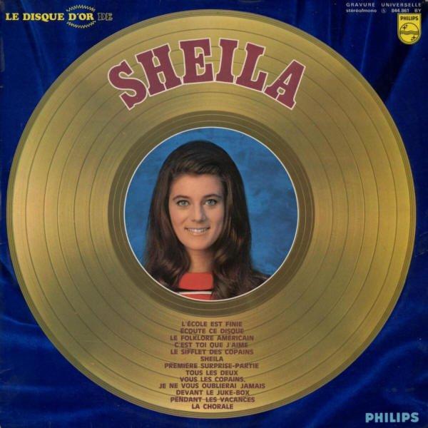 SHEILA, L'HISTOIRE D'UNE VIE .....