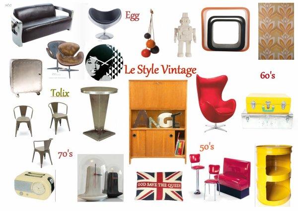 le Style Vintage