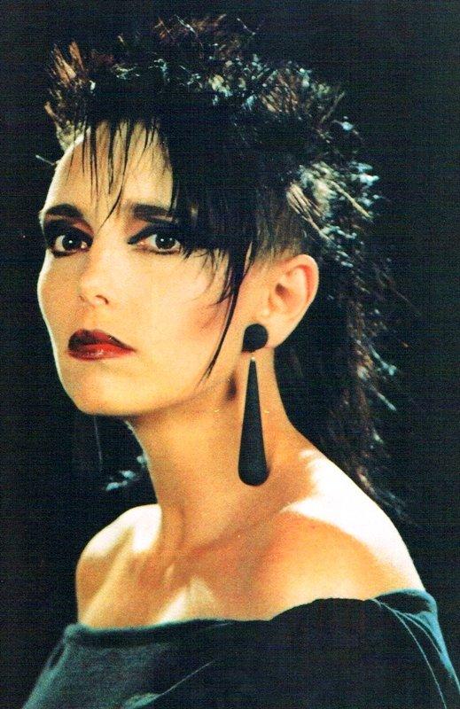 Années 80' Jeanne Mas