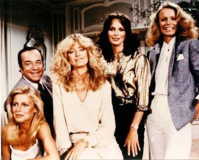 Années 70' les Drôles de dames (Charlie's Angels)...............