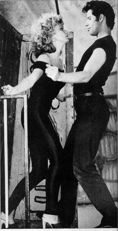 """le film """" vintages """" super réussis  en 1978....Grease..........( partie 2 )"""