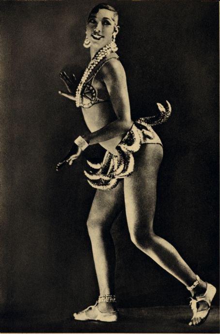 Joséphine Baker    une DAME au Grand Coeur   ( parti 1 )