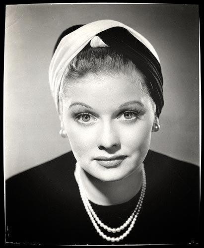 Les Années 40-50 sont les années GLAMOUR........Lucylle Ball ( suite )