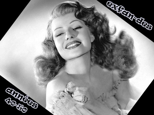 ...la bombe...Rita Hayworth