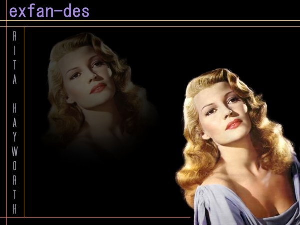 Rita Hayword...........