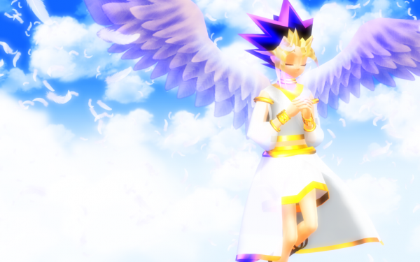 Compilation YUGIOH! anges MMD