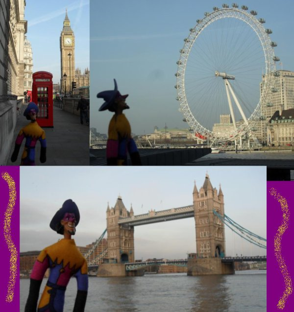Retour de Londres