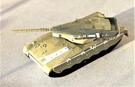 """Main Battle Tank ou en français """"Char lourd de combat"""""""