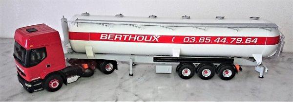 Transports BERTHOUX de SENNECEY le GRAND