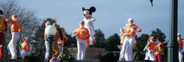 - Disneyland Paris *