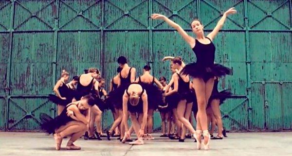 Danser ... La meilleure façon de s'exprimer, d'extérioriser, et de se détendre.
