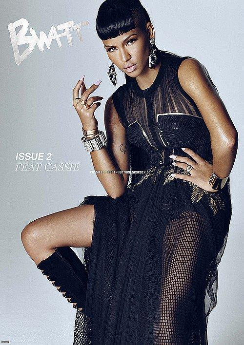 08/08/2012 : Découvrez les photos de Cassie pour le magasine BWATT ! Que penses-tu de ces photos ?