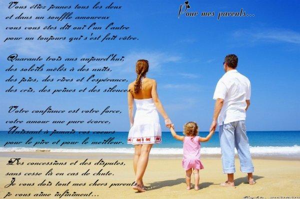 Poeme Pour Mes Parents Lunivers De Florentin Et Sa Maman