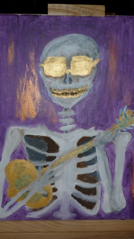 Première peinture Acrylique