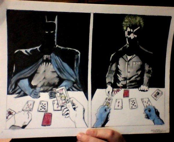 Batman et le Jocker