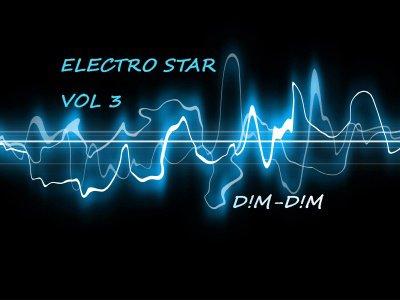 Voila la pochette de Electro Star vol 3 si sa interesse du monde !!!!