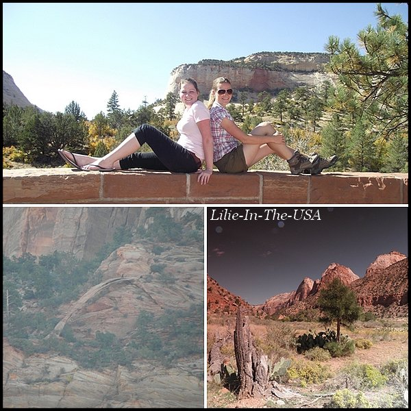 ZION NATIONAL PARK 16 Octobre 2011