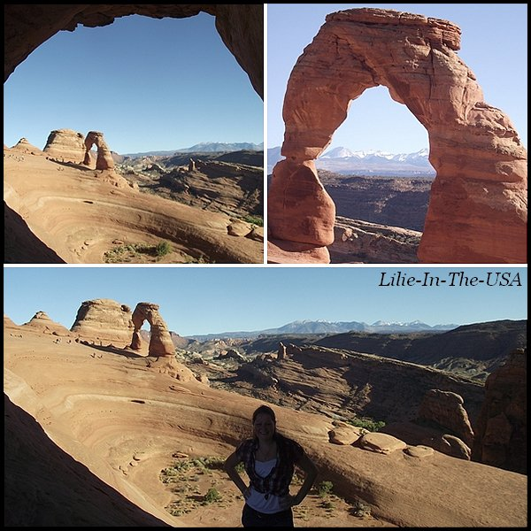 ARCHES NATIONAL PARK 17 Octobre 2011