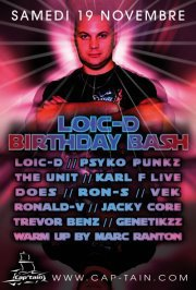 #Loic D Birthday Bash 2011