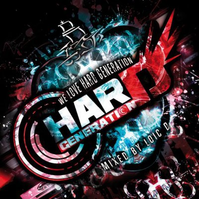 #Loic D - We Love Hard Generation