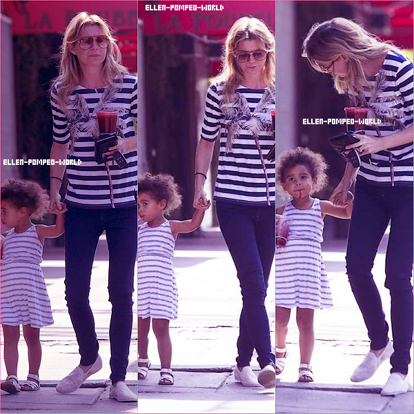 14.07- ellen et sa fille , Los feliz .
