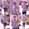 01.08-Ellen s'est rendue dans un SPA situé à West Hollywood et elle en a profité pour se faire faire les ongles.