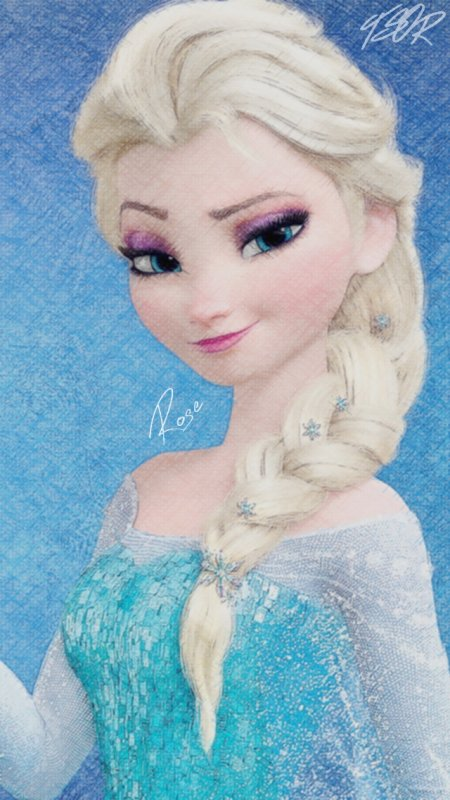Frozen by me