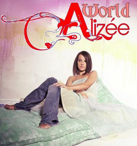 Alizée...Ma fée clochette