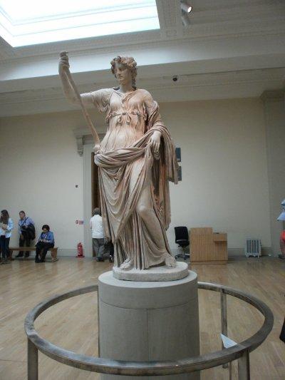 Visit on British Museum