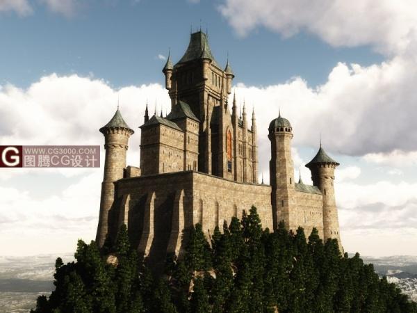 Quelque chateau n o gothique blog de gothique80 for Architecture neo gothique