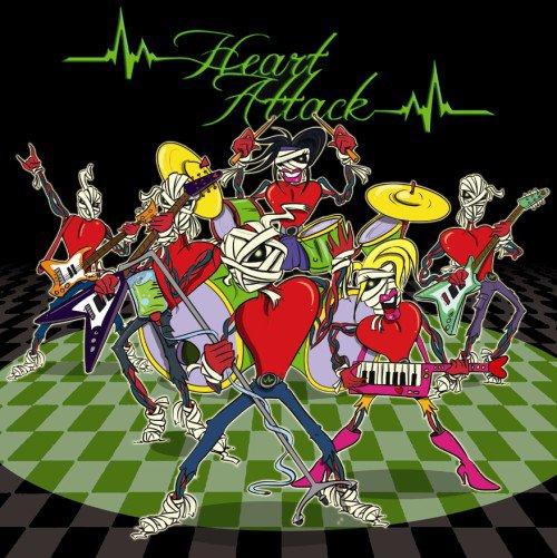 Adult Oriented Rock è il sound degli HEART ATTACK