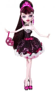 Ma Deuxième Monster High en 2012