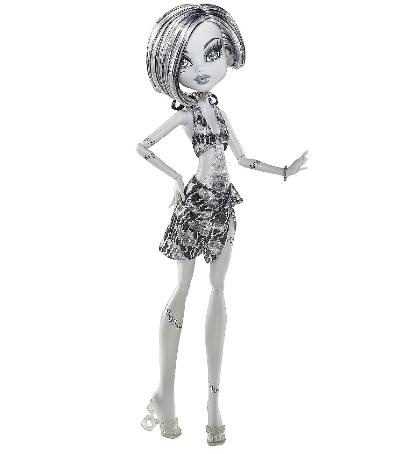 Ma Cinquième Monster High en 2012