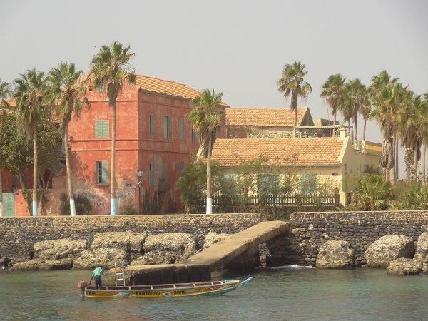 L'île de Gorée - Photos et poème C♥eurSénégal22
