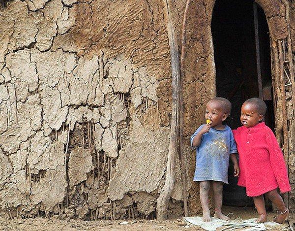 ENFANTS AFRICAINS - BEAUTÉS - REGARDS - CITATIONS - POEME