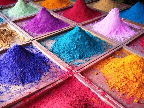 La vie en couleurs