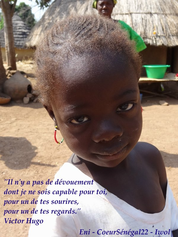 L'enfant en citations et en images - Photos C♥eurSénégal22