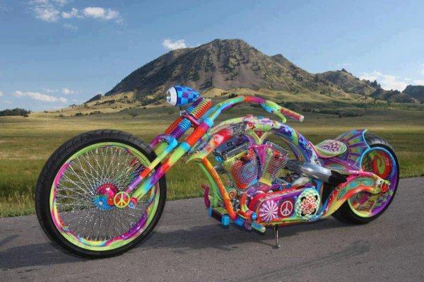 Mon p'tit vélo de couleur - Poème - C♥eurSénégal22 - Citation en Images