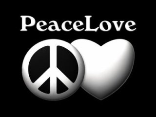 Peace & Love - Citations en images