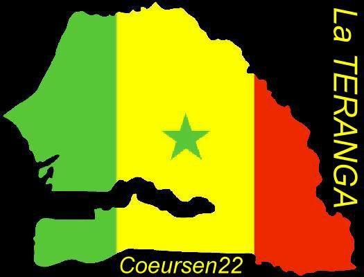 Ma Teranga! - Poème C♥eurSénégal22 - écrit en 5 mns de dérive.....