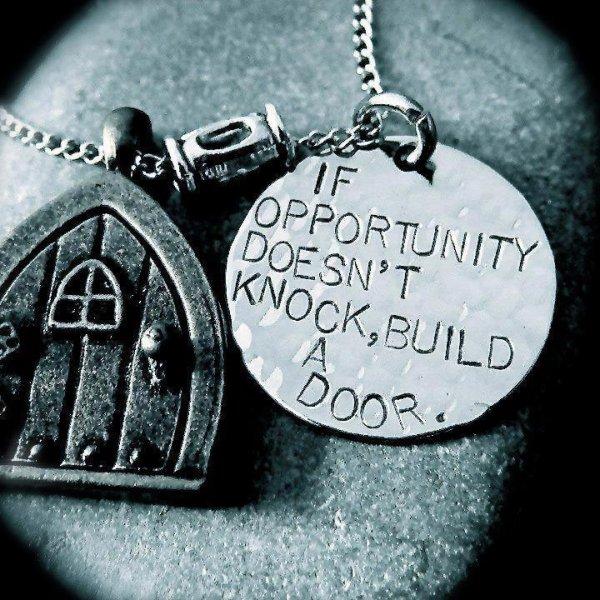 open Your Eyes, open Your Door..... OPEN YOUR HEART!