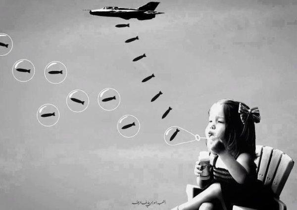 La vie............?? CHILDREN..... Les Enfants préservons les de tout cela...